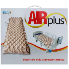 COLCHAO ANTI ESCARAS AIR PLUS 220V